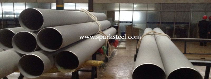 36 inches long 2-1//2 inch NPS Schedule 80S 304 Welded Stainless Steel Pipe